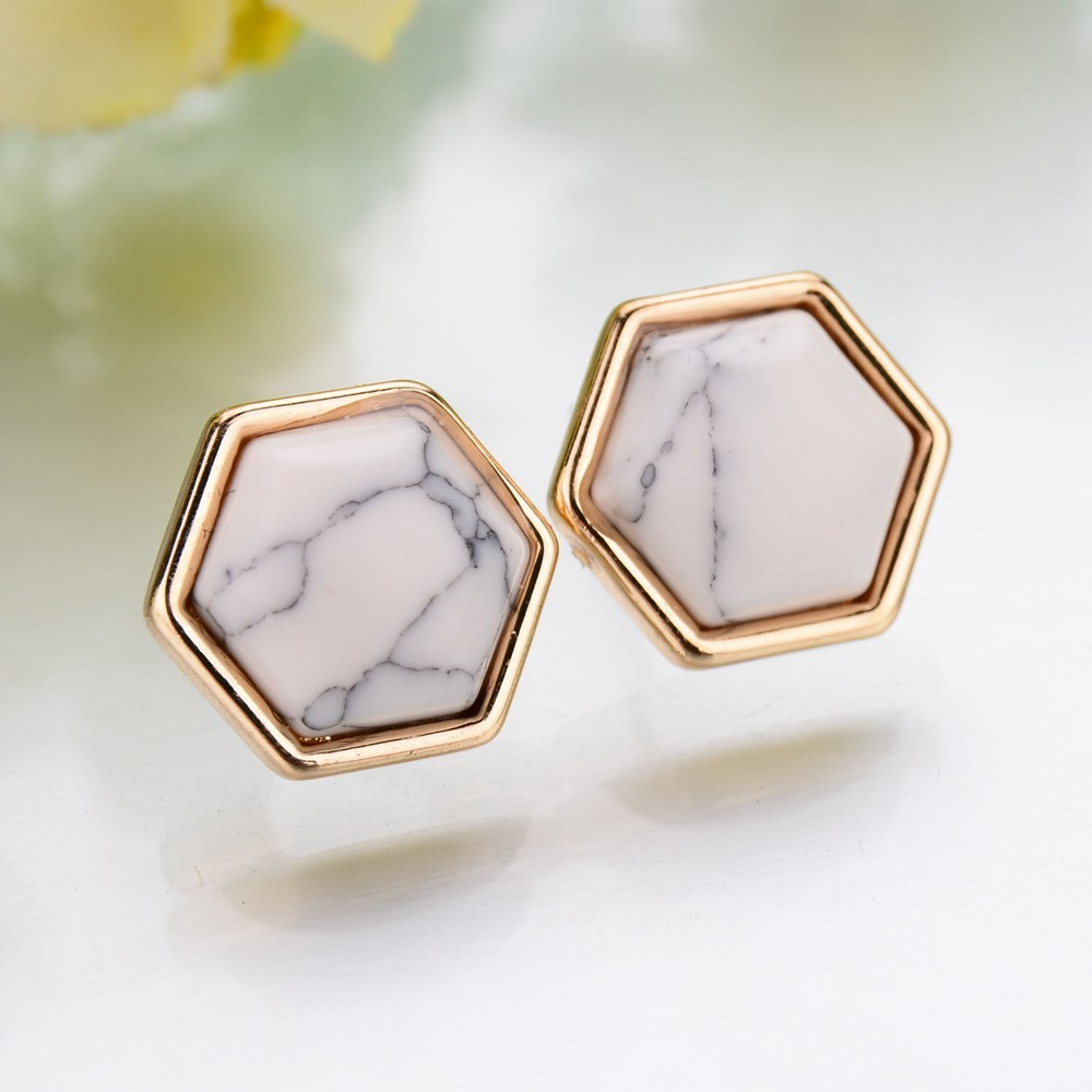 Aliexpress.com : Buy Unique Simple Design All Match Gold Color ...