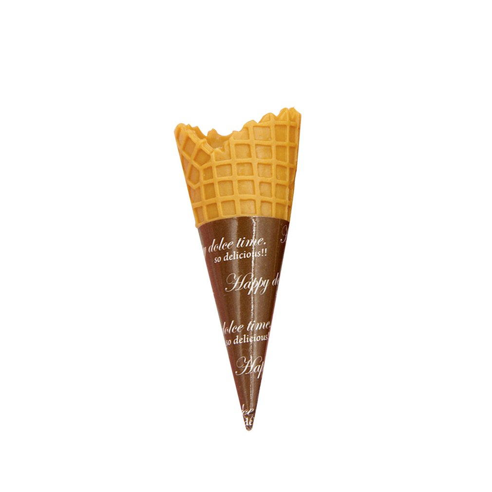 Simulation Food Plastic Fake Ice Cream Cone Miniature Ice Cream Cones DIY Crafts Cute Japanese Artificial Food Home Decor