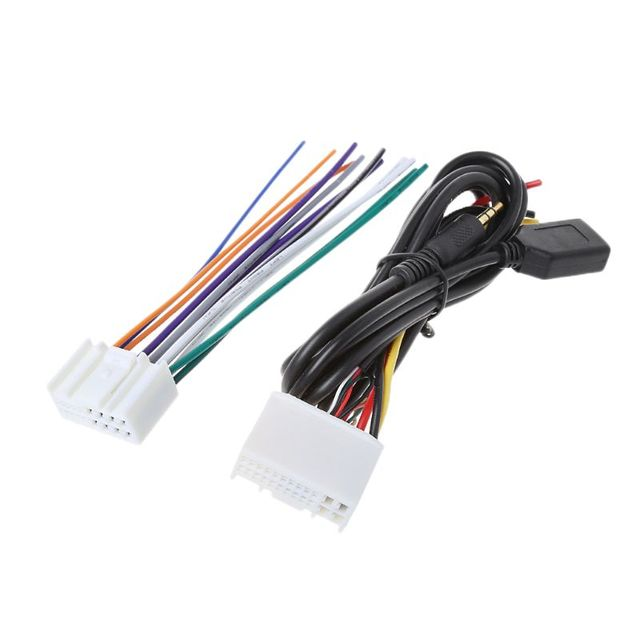 Stereo Wiring Harness Kit - Wiring Diagrams Hidden on