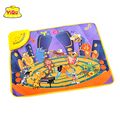 Russian Baby Play Mat Nice Music Animal Sounds Educational Learning Baby Toy Playmat Carpet Gift for Children Kids