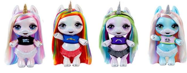 New Fashion DIY boneca Poopsie Slime Surpresa Unicórnio Crianças Brinquedos Princesa Boneca Lol bebê bola com Brinquedos de Presente para Meninas crianças