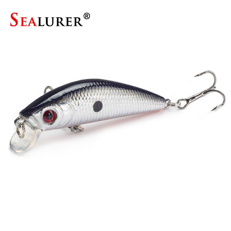 8g 7cm 1pcs Minnow Lure Sea Fishing Tackle Fishing Kit Hard Bait Jig Wobbler Plastic Lure Fishery Feeder Fishing Lure wldslure 1pc 54g minnow sea fishing crankbait bass hard bait tuna lures wobbler trolling lure treble hook