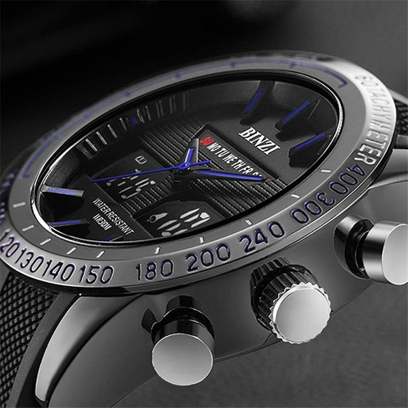 Αθλητικά ρολόγια Ανδρικά Στρατιωτική - Ανδρικά ρολόγια - Φωτογραφία 5