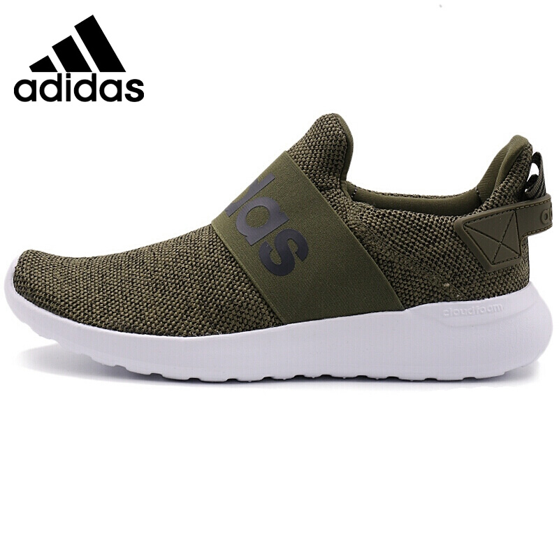 Original New Arrival 2018 Adidas Neo Label CF LITE RACER ADAPT Men's Skateboarding Shoes Sneakers цены онлайн