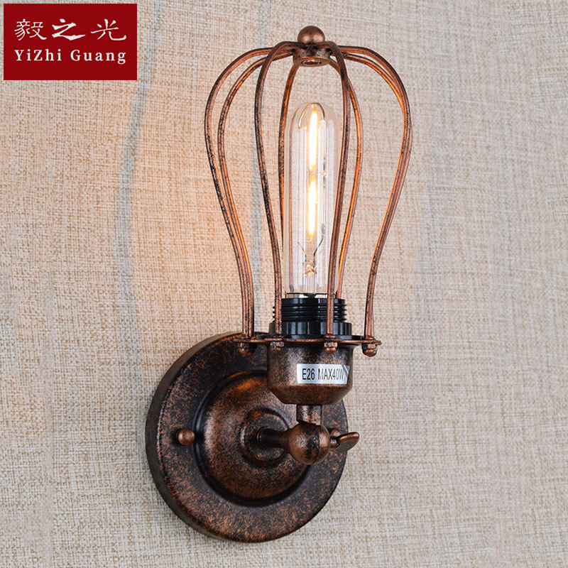 ancient ways led wall lamp, wrought iron lamp of bedroom the head of a bed, restaurant wall lamp corridor corridor lampancient ways led wall lamp, wrought iron lamp of bedroom the head of a bed, restaurant wall lamp corridor corridor lamp