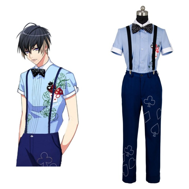 A3 Usui Masumi Cosplay Costumes shoes onlin hot sale