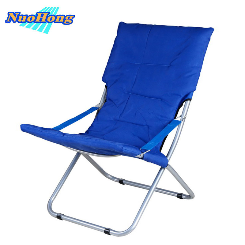 Aliexpress.com : Buy NUOHONG 2017 Folding Sun Loungers Fashion Outdoor  Furniture Tourist Camping Chairs Stainless Steel Metal From Reliable Outdoor  ... Part 73