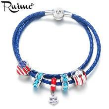 6e9f323af788 Promoción de Azul Marino Pulseras - Compra Azul Marino Pulseras ...