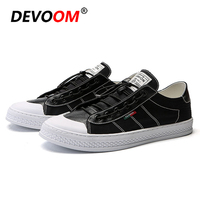 Mens Shoes Summer Retro Old Shoes Canvas 2018 Fashion Quality Vulcanized Shoes Sewing Breathable Casual Boat