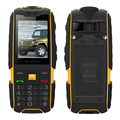 SUPPU X6000 Original IP67 rugged waterproof power bank cellphone 6000mAh big battery 2 SIM card  torch mobile phone P061