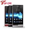 LT22 Оригинальный Sony Xperia P LT22i Сотовый Телефон Android 8MP WIFI GPS 16 ГБ Внутренняя Разблокирована Восстановленное Мобильного Телефона бесплатная доставка