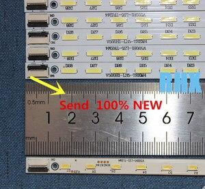 Image 5 - 2 sztuk/partia dla skyworth 50E550E LCD podświetlenie LED V500H1 LS5 TLEM4 V500H1 LS5 TREM4 4A D078707 4A D078708 28LED 315 MM lewy + prawy