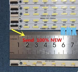 Image 5 - 2piece/lot FOR skyworth 50E550E LCD LED backlight V500H1 LS5 TLEM4 V500H1 LS5 TREM4 4A D078707 4A D078708 28LED 315MM Left+right