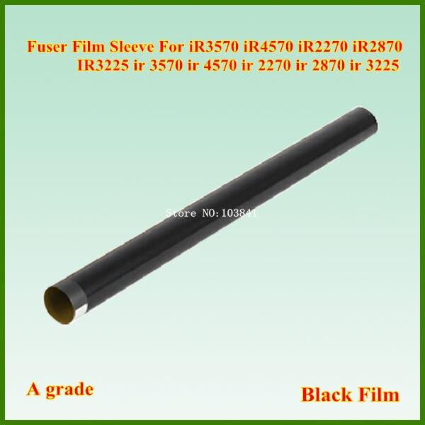 3pcs/lot Grade A Fuser Film Sleeve for Canon IR2016 IR2200 IR3570 IR4570 IR3035 IR3045 IR3030 IR3230 Printer Telfon film
