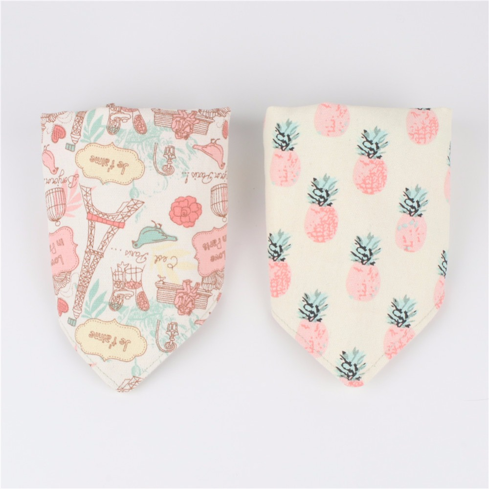 Small Dogs Bandana Accessories Collar party For font b Pets b font Supplies Cat Products foulard
