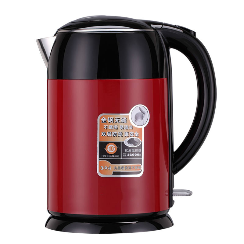 Electric kettle Home 304 stainless steel insulated automatic heat - off large size цена
