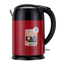 Electric kettle Home 304 stainless steel insulated automatic heat - off large size