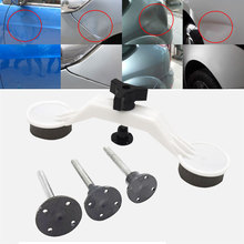 Auto Car Body Dent Pit Repair Tool Kit Remover Bridge Glue Puller Lifter Glue Tabs Panel Paintless Tools Car Accessories