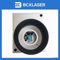 Ad alta Velocità 10mm fibra 355nm uv 532nm Laser Scan Testa/Galvanometro Scanner/Scanner Galvo per macchina per marcatura