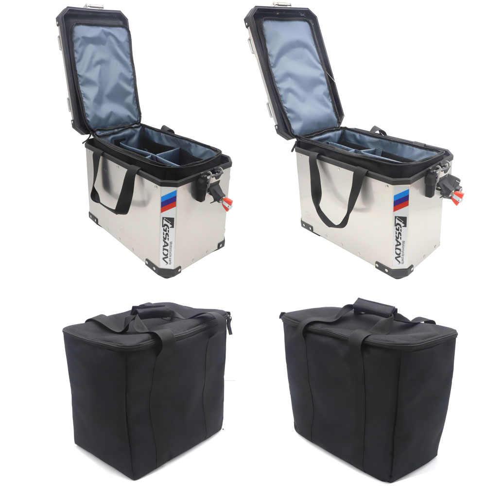 Для BMW F800GS F850GS F750GS ADV сумка для мотоцикла багажные сумки расширяемые Внутренние Сумки для BMW R1200GS R1250GS седельная сумка внутренняя сумка