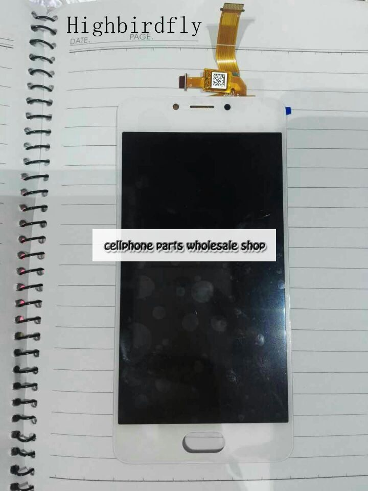 highbirdfly For meizu M5C / A5 Lcd Screen Display With Touch Glass Digitizer Assembly Replacement