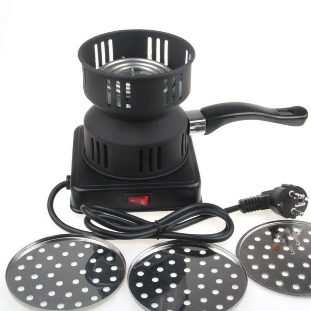 650w Heater Charcoal Stove Hot Plate Coal Electric Burner For Shisha Hookahs Chicha Narguile Coal Lighter DIY Accessories