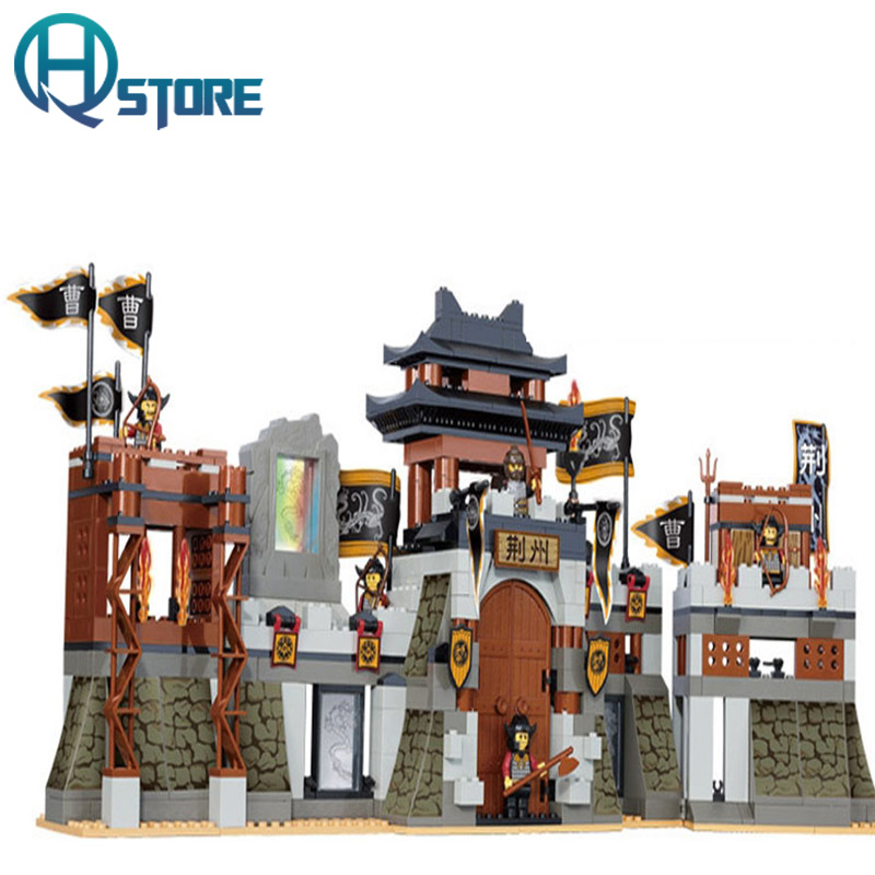 Building Blocks Sluban Plastic Three Kingdoms ABS Child Gifts Toys Assemblage  Compatible with Legoes Compatible with Legoeligss kids magnetic building blocks toys for children assemblage plastic abs irregular shape block gifts for the new year