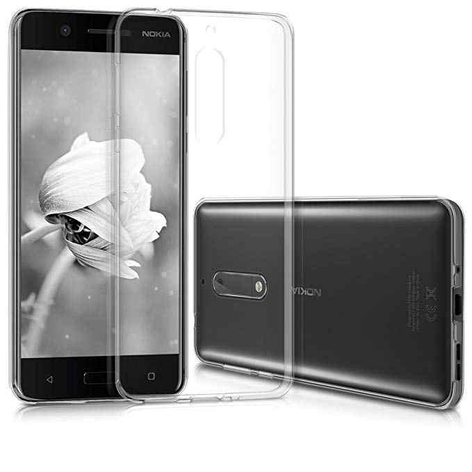 Dla Nokia 8 miękkie jasne pełna ochrona etui na telefon Nokia 8 5 6 3 3.1 7 Plus 2 5.1X6 1 9 2.1 2018 Ultra cienka pokrywa