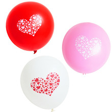 TSZWJ Free shipping 10pcs / lots latex balloons birthday party decoration broken heart latex balloon toy wholesale