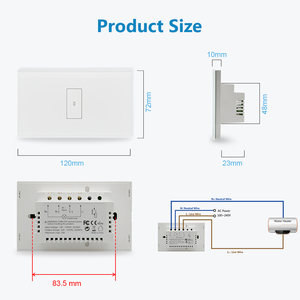 Image 2 - Tuya Smart Life WiFi Boiler Water Heater Switch NEW 4400W, App Timer Schedule ON OFF, Voice Control Google Home , Alexa Echo Dot