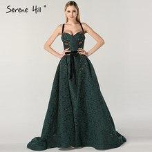 56a39dbcf0 Nuevo árabe turco verde sirena noche Formal Prom vestido De fiesta vestido  De novia velada vestidos vestido Abendkleider BLA6487