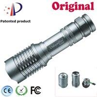 China Manufacture Mot Powserful 5 Modes Led Rechargeable Flashlight With Cree XML U2 LED Bulb
