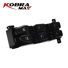 KobraMax Left front switch Power Master Window Switch 93570-3K600 Fits For Hyundai Sonata Car Accessories