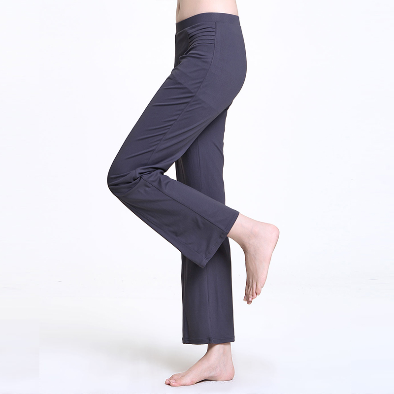 157ad42dd9 Women's Color Block Fold Over Waist Yoga Pants Flare Leg Workout Leggings  3xl yoga pants for women plus size-in Yoga Pants from Sports &  Entertainment on ...