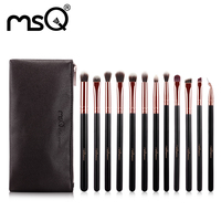 New Arrival MSQ Makeup Brush Rose Gold Make Up Brushes High Quality Make Up Brush Set