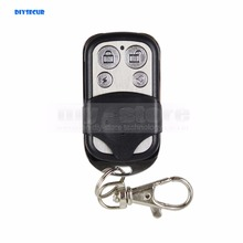 DIYSECUR DIY K3 Wireless 433Mhz Keyfobs Remote Control for Our Related Home Alarm Home Security System