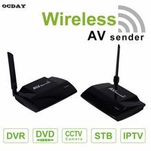 OCDAY Profesional 5.8 GHz HDMI Wireless AV Remitente TV Audio Video remitente Receptor Transmisor HDMI para DVD DVR IPTV STB UE enchufe
