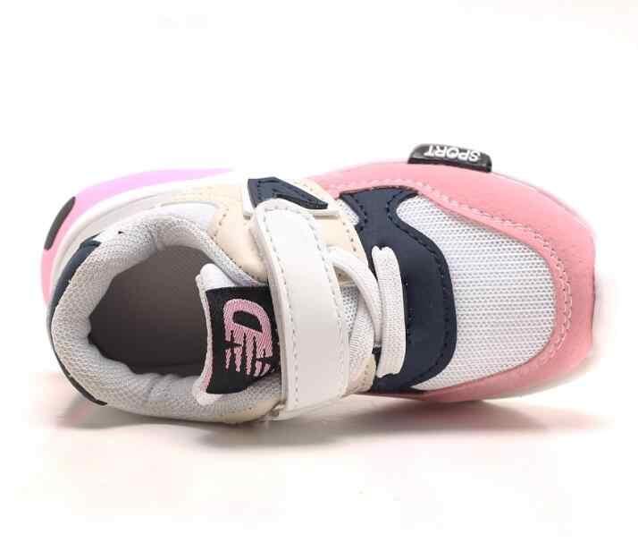 Tüm Mevsim Çocuk Ayakkabı Kızlar Sneakers Rahat Spor koşu ayakkabıları Nefes Örgü Çocuklar Ayakkabı Patchwork Renk Erkek Ayakkabı