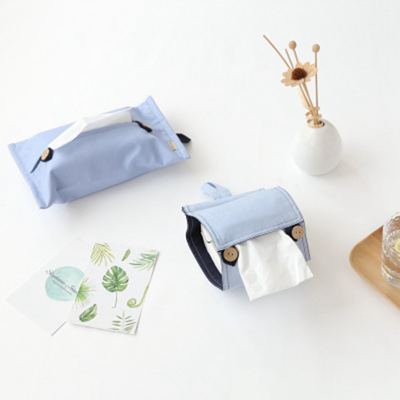 Cloth Art Tissue Boxes Sitting Room Household Table Decoration & Accessories Car Toilet Paper Napkins Tissue Cover Moderate Price Kitchen Storage & Organization