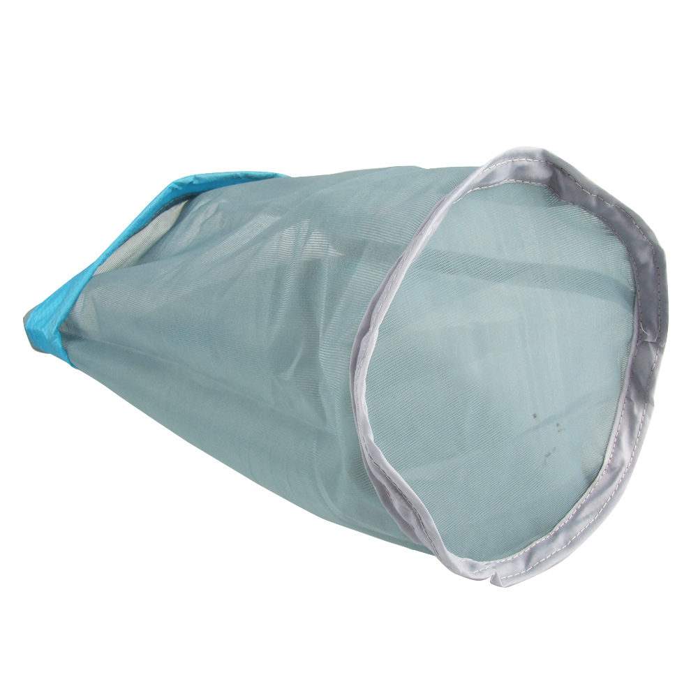 SUBITO XXL Size 3 Pcs Ultra Mesh Stuff Sack Tavel Camping Sports Ultralight Mesh Organization Home Drawstring Storage Bag Pouch