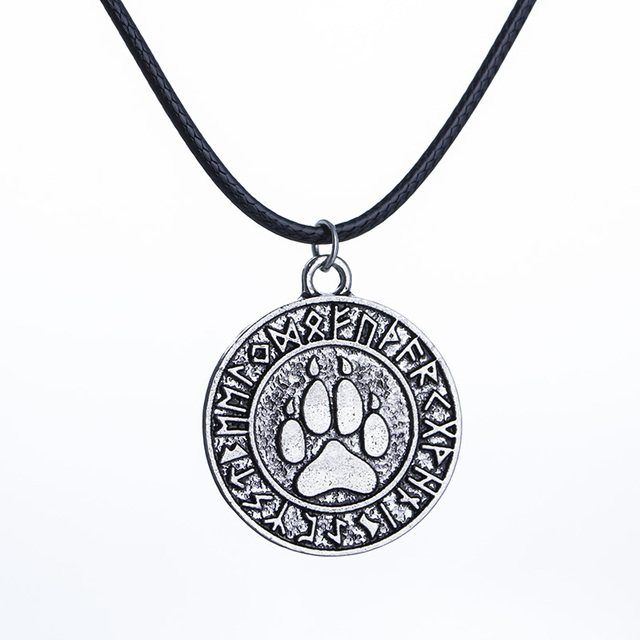 Bear claw pewter pendant slavic viking jewellry bear claw necklace bear claw pewter pendant slavic viking jewellry bear claw necklace handcrafted pagan jewelry treasure cast pewter aloadofball Image collections