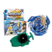 Beyblade Burst Barn Kids Alloy Gyroskop Beyblade Dra Wire Launcher Whipping Spinning Top Gift For Children Boy
