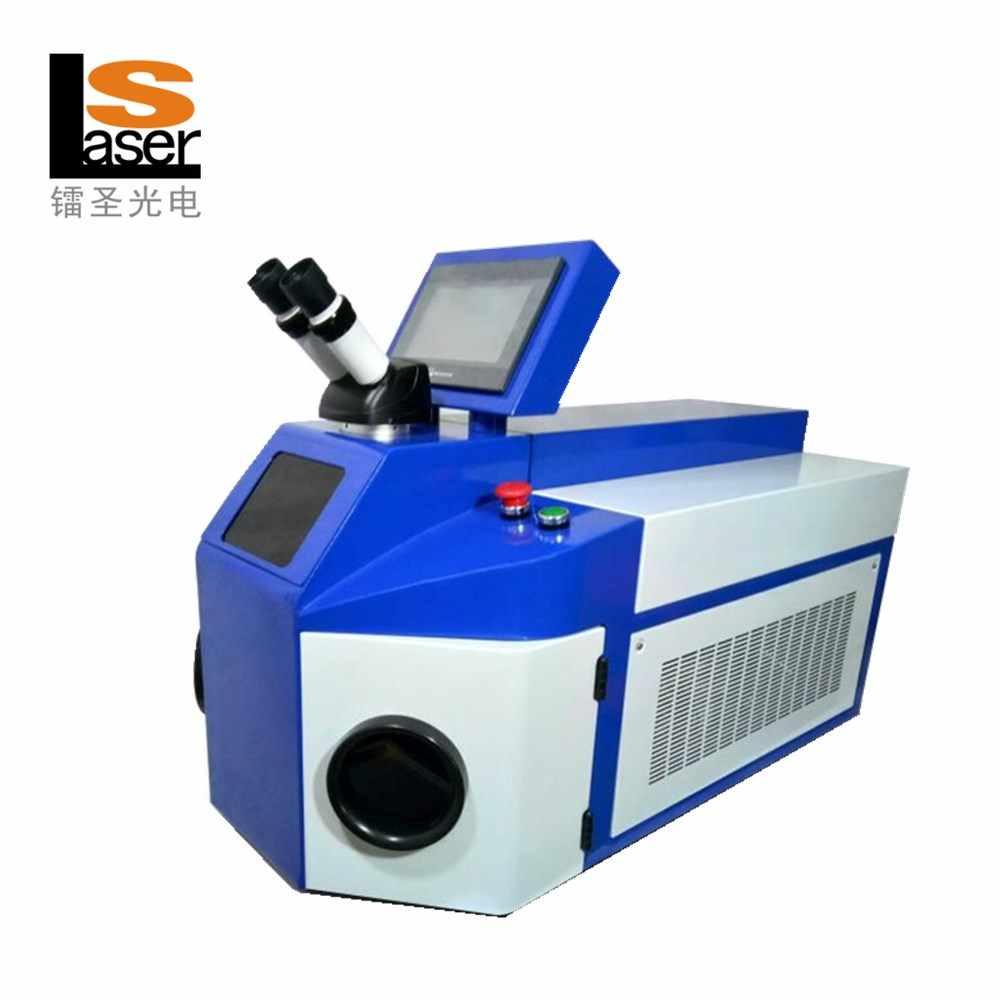 Китайский красный Вт 200 Вт ювелирный лазерный сварочный аппарат для золотой сварки