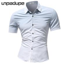 Новое поступление, новинка, мужская рубашка, вечернее платье, рубашка с коротким рукавом, приталенная рубашка Camisa Masculina, повседневные мужские Гавайские рубашки