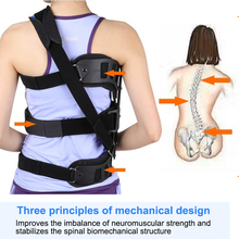 adjustable back posture corrector back support Scoliosis Spinal Auxiliary Orthosis belt corset for Back Postoperative Recovery все цены