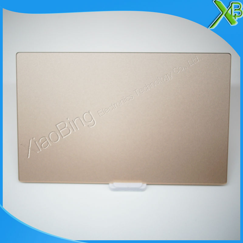 Brand New Golden Touchpad Trackpad For Macbook 12 A1534 2015 year терка brand new 2015