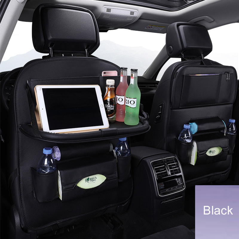 Inventive Keoghs 3-style Car Storage Bag Multi-function Universal Seat Hanging Bag High-quality Seat Pockets Organizer Car Supplies Fragrant Aroma