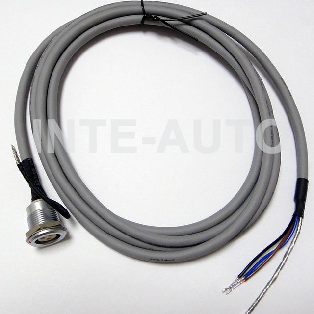 Aliexpress.com : Buy 3 pins circular wire cable connector and 2 ...