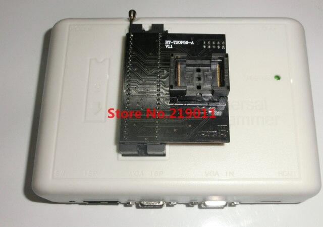 TSOP56 adapter  for  RT809H SOCKET  RT TSOP56 A