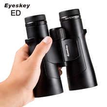 Eyeskey ED Glass Objective Lenses Waterproof Binoculars Bak4 Prism Optics High Power Telescope for Camping Hunting Outdoor - DISCOUNT ITEM  30% OFF Sports & Entertainment